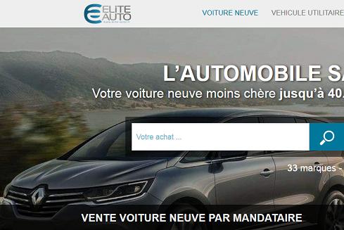 Site Elite Auto