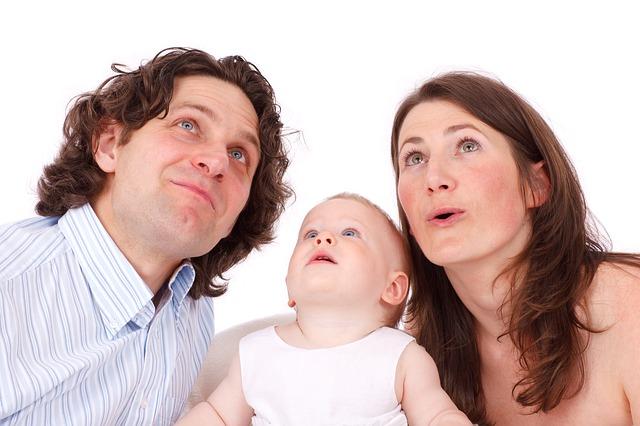 couple avec un enfant