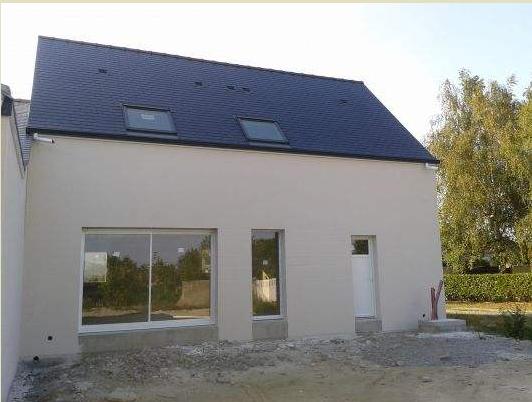 maison en construction par Dominique Charles - crédit titaude85 et forum construire