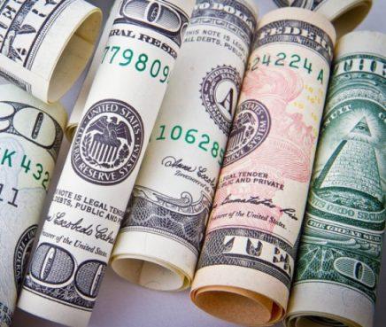 billets yen euro dollars
